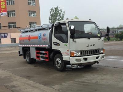 5方江淮小型加油车