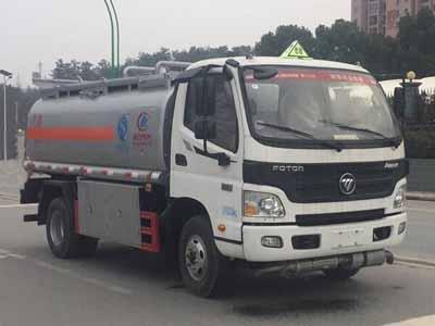 福田欧马可6方加油车